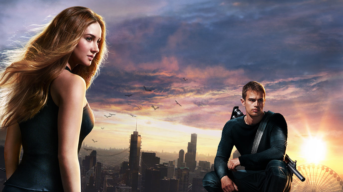 "Non abbiate  paura di essere ""Divergent"""