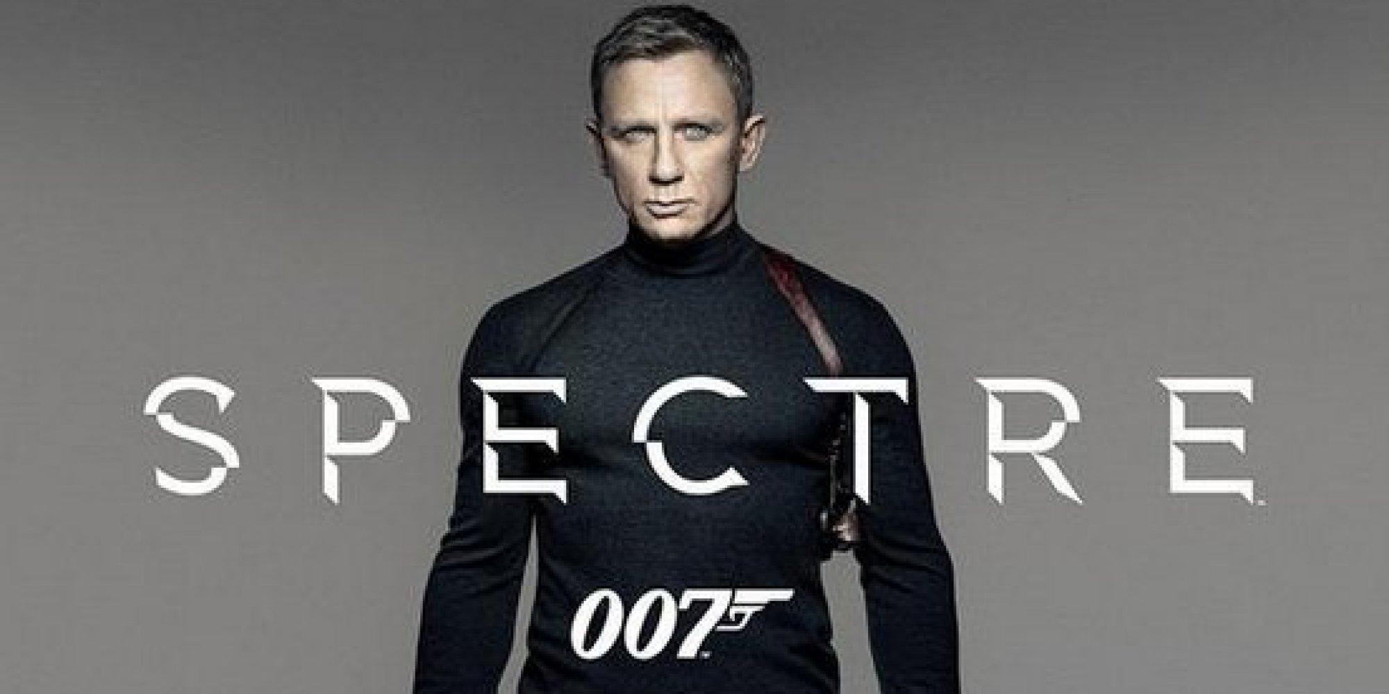 I'm Bond…. James Bond